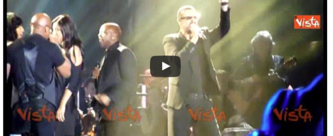 George Michael, l'indimenticabile concerto di Napoli del 2011 (video)