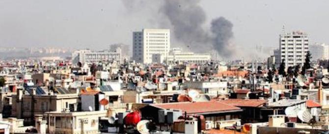 Damasco sotto attacco, l'esercito ha la meglio su qaedisti e terroristi di Al Nusra