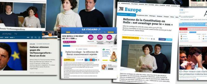 I giornali francesi: «In Italia una spettacolare rottamazione di Renzi»