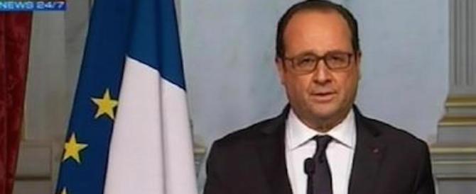 Tutti i regali ricevuti da Hollande: c'è anche un trono di pelle di zebra