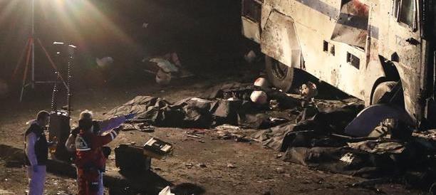 Autobomba a Istanbul: strage di poliziotti, 38 morti e 155 feriti