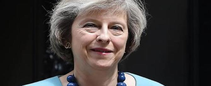 L'altolà di Theresa May: la Brexit non sarà né soft né hard, ma ambiziosa
