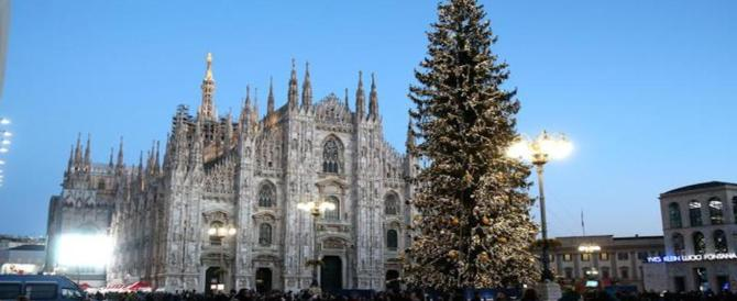 Milano, barriere antisfondamento per le vie dello shopping e i mercatini