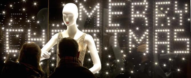 Istat, cala la fiducia di consumatori e imprese. E si teme per il Natale
