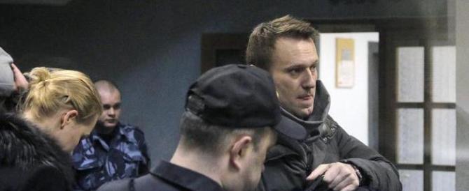 """""""Mission impossible"""" per il pluricondannato Navalny: sfiderà Putin"""