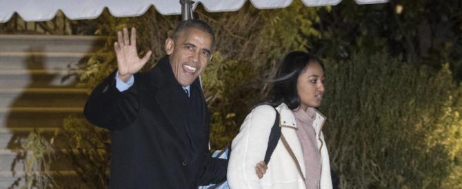 Veleni, odio e bugie: Obama esce di scena come peggio non poteva