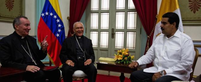 Venezuela, i chavisti vogliono zittire pure il Vaticano: «Taccia su di noi»