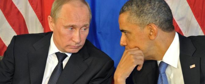 """Il Cremlino reagisce alla """"vendetta"""" di Obama: ci saranno ritorsioni"""