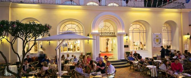 Capri, gli inglesi vogliono gli hotel più belli: offrono 250 milioni per comprarli