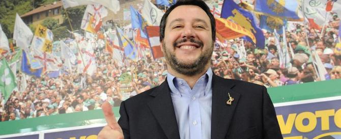 "Salvini punge Berlusconi: ""Mediaset ai francesi? Non c'é nessun problema"""