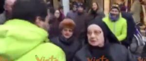 "Così una suora si ""confessa"" a Matteo Salvini (video)"