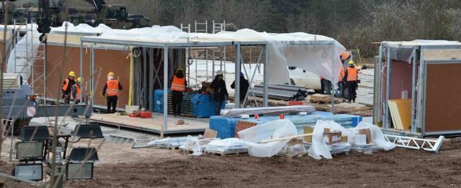 Terremoto, le nuove cifre: sono 17.300 le persone assistite in tende e alberghi