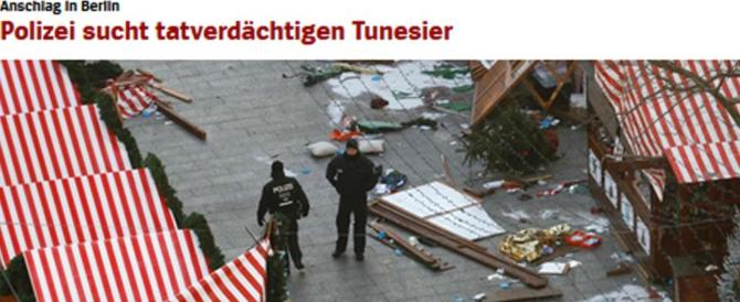 Strage di Berlino, il tunisino ricercato era arrivato in Italia nel 2012