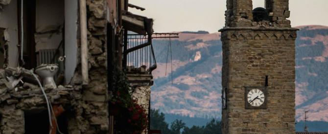 La Protezione Civile: il terremoto ha causato danni per 23,5 milioni di euro