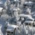 Rischio slavine, evacuate 40 famiglie ad Acquasanta Terme, vicino Ascoli