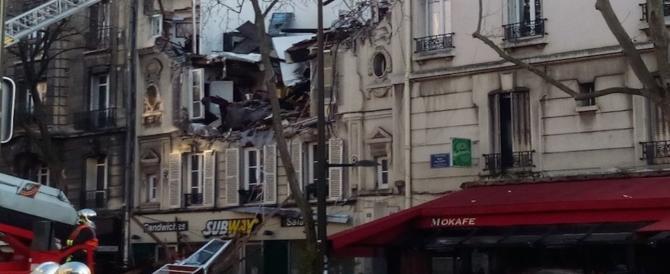 Francia, esplosione in un edificio a Boulogne Billancourt. Forse una fuga di gas