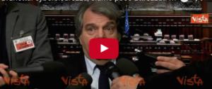 Dopo i fischi, volano gli insulti tra Brunetta Feltri e Chiocci (VIDEO)