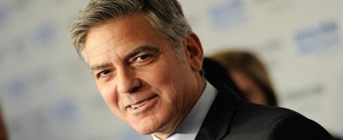 """Anche Clooney attacca Trump: la """"resistenza"""" di Hollywood è cominciata?"""