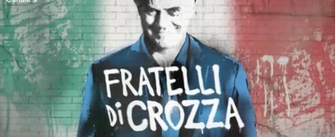 """Con """"Fratelli di Crozza"""" il comico lascia la Sette e approda sul Nove (video)"""