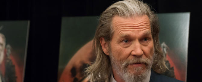 Hollywood incorona Jeff Bridges: il mitico Drugo entra nella walk of Fame