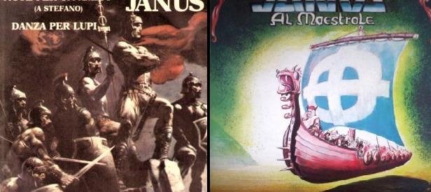 Storia e mito degli Janus, il gruppo rock dove militava Stefano Recchioni