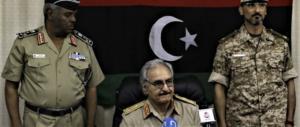 """Anche Al Serraj apre ad Haftar: """"Dialoghiamo per il futuro della Libia"""""""