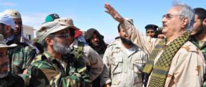 Libia nel caos: le milizie anti Sarraj si autonominano Guardia nazionale