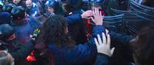 Pene lievi a 11 antagonisti per le violenze alla Bocconi contro Monti