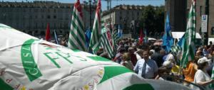 Fratelli d'Italia: «Siamo in 25mila alla manifestazione»