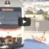 Matera si veste di bianco, i treni per Bari circolano tra la neve (video)