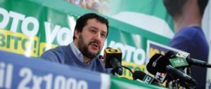 Salvini: se c'è nostalgia di un nuovo Mussolini è colpa di Gentiloni e Boldrini