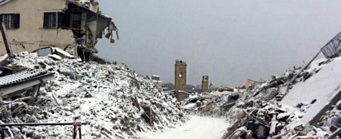 """Tra terremoti e nevicate, i nuovi eroi e la vera emergenza: il """"sistema"""""""