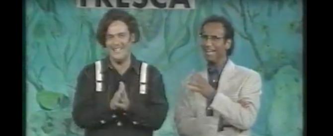 Addio al comico toscano Niki Giustini. Esordì con Conti e Panariello (VIDEO)
