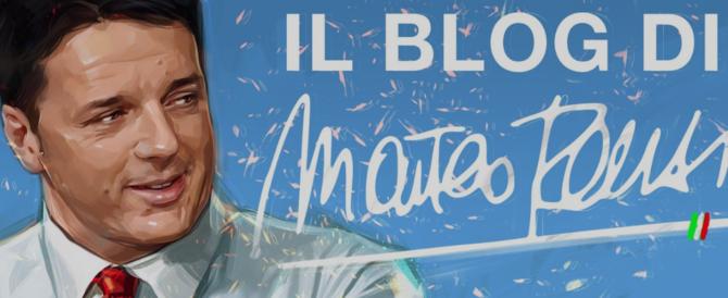 Renzi s'è fatto il blog: «Tornerò…». E scatta la gara a chi lo sfotte di più