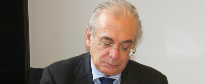 Da oggi la camera ardente, domani i funerali di Salvatore Tatarella