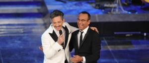 Sanremo, Fiorello difende il super-stipendio di Conti: «Se lo merita tutto…»