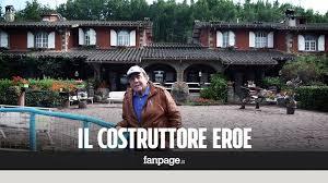 Terremoto, l'esempio di Saro Rubei e delle sue case tutte ancora agibili