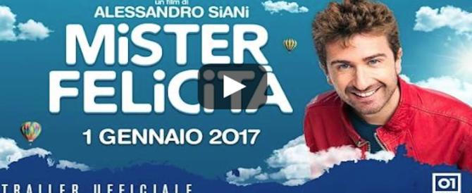 """Alessandro Siani, """"Mister Felicità"""" e re degli incassi: il suo film batte tutti (Video)"""