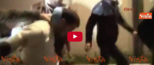 Strage di Istanbul, ecco le immagini della cattura del killer uzbeko (Video)