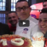 E lo chef dedica a Maradona una pizza. Numero 10 ovviamente (Video)