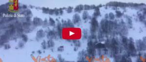 Abruzzo, la Protezione Civile: «Forte rischio valanghe». Ecco dove e perché (Video)