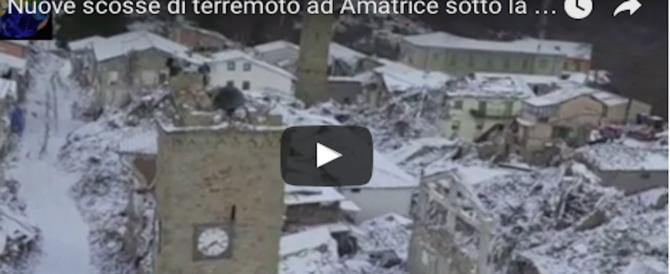 5 mesi fa il terremoto ad Amatrice: e ad oggi non è cambiato niente (Video)