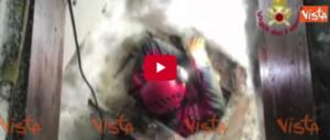 Rigopiano, estratti altri 5 corpi: ora sono 14 le vittime, 15 i dispersi (Video)