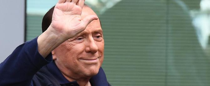 Caro Berlusconi, ora mantieni la promessa: mai con questo Pd