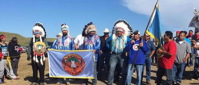 Sì all'oleodotto, i Sioux ancora sul piede di guerra contro Trump