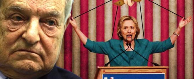 Lo speculatore George Soros l'aveva giurato: «Trump non dovrà governare»