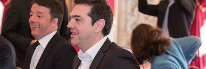 Grecia, dal governo Tsipras reddito sociale ai migranti: 399 euro al mese