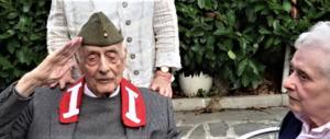Umberto Sgarzi, il Granatiere-pittore, scomparso a Bologna a 96 anni