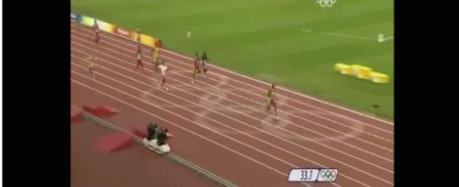 Doping, Usain Bolt perde un oro olimpico. Ecco la gara incriminata (video)