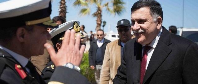 Libia, Haftar non vuole incontrare al Serraj: non rappresenta la Libia